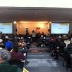 Discours d'inauguration de Marie Françoise Manière, présidente de l'UNSFA