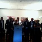 Discours de clotûre de Marie Françoise Manière, présidente sortante de l'UNSFA