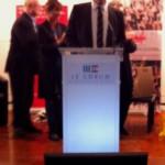 Discours du président de l'UNSFA nouvellement élu : Régis Chaumont