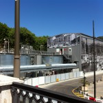 SITE CHANTIER TRAMWAY ///
