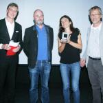 """Laurent Charpiot & Julie Assus, lauréats """"Equipement"""""""