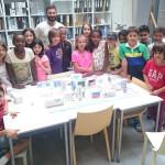 Agence de Marina & Mathieu Ferla : initiation à l'architecture et à l'urbanisme d'une classe de CM2