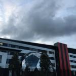 VISITE CENTRE ENTRAINEMENT ET FORMATION OGC NICE /// ABC ARCHITECTES