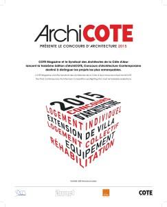 ArchiCOTE 2015