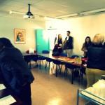 Forum des métiers /// Collège Emile Roux au Cannet /// Intervention de Pierre Olivier Fouqué le 05.02.2016