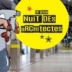 NUIT DES ARCHITECTES 22.09.20172