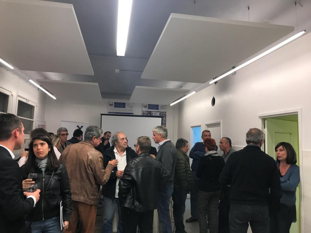 JEUDI DU SACA /// BÉTON & ENVIRONNEMENT /// 16.11.2017